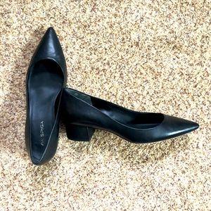 Via Spiga Guervie Block Heel Size 10.5